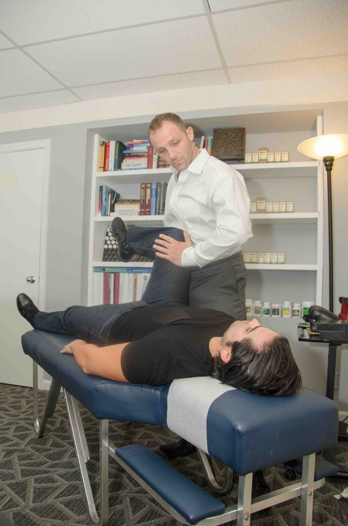 Applied Kinesiology - Registered Chiropractic Kinesiologist